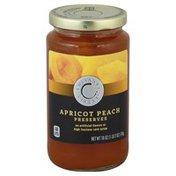 Culinary Circle Preserves, Apricot Peach