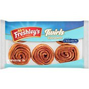Mrs. Freshley's Cinnamon Sweet Rolls