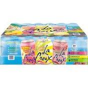 LaCroix Sparkling Water - LimonCello, Hi-Biscus, Pastèque Variety Pack 24pk/12 fl oz Cans