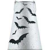 Creative Design Decor, Metal Bucket, Hollowed