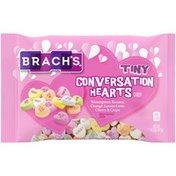 Brach's Wintergreen, Banana, Orange, Lemon-Lime, Cherry & Grape FLAVORED TINY CONVERSATION HEARTS CANDY