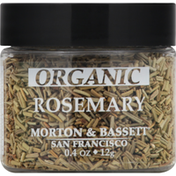 Morton & Bassett Spices Rosemary, Organic