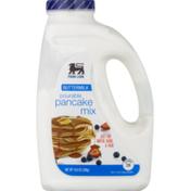 Food Lion Pancake Mix, Pourable, Buttermilk, Jug