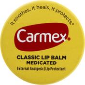 Carmex Classic Lip Balm, Medicated
