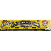 Food for Life English Muffins, Flax