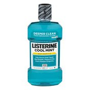 Listerine Antiseptic Mouth Wash Cool Mint