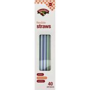 Hannaford Flexible Straws