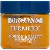 Morton & Bassett Spices Turmeric, Organic