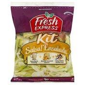Fresh Express Salad Kit, Salsa! Ensalada