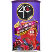 4C Foods Antioxidant Drink Mix Wild Berry Pomegranate