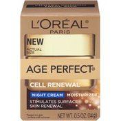 Age Perfect Cell Renewal Night Cream Moisturizer