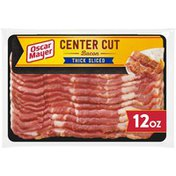 Oscar Mayer Center Cut Thick Sliced Bacon