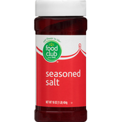 Food Club Seasoned Salt