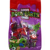 Frankford Gummy Candy, Body Parts