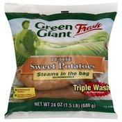 Green Giant Sweet Potatoes, Petite