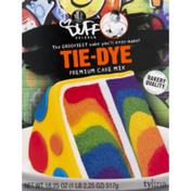 Buff Goldman Duff Goldman Premium Cake Mix Tie-Dye
