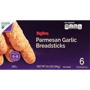 Hy-Vee Breadsticks, Parmesan Garlic