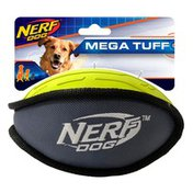 "NERF DOG 7"" Tough Football Dog Nylon Ball"