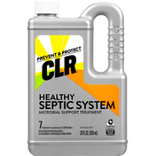CLR Septic System, Healthy, Microbial Support Treatment