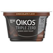 Oikos Triple Zero Chocolate Greek Yogurt