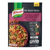 Knorr Meal Starter Sundried Tomato & Chicken With Red Lentil Penne