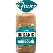 Franz Bread, Organic, Gold Coast, Sourdough