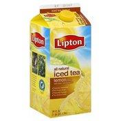 Lipton Iced Tea, Lemon Flavor