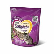 Carefresh Complete Menu Chinchilla Specially Formulated Diet