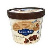 Kawartha Dairy Kawartha Moose Tracks Premium Ice Cream