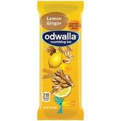 Odwalla Lemon Ginger Nourishing Bar