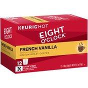 Eight O'Clock Coffee French Vanilla K-Cup Packs Coffee