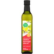 Food Club Mediterranean Blend Canola & Extra Virgin Olive Oil