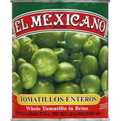 El Mexicano Tomatillo Enteros