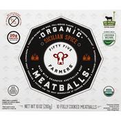 Fifty Five Farmers Meatballs, Organic, Sicilian Spice