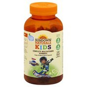 Sundown Naturals Complete Multivitamin, Gummies, Disney Junior Miles from Tomorrowland
