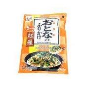 Nagatanien Dried Salmon Topping/ Otano No Furikake Benisake