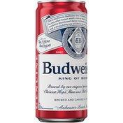Budweiser Beer Can