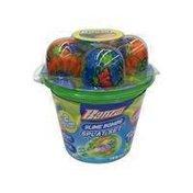 Ban Slime Bombs With Bucket