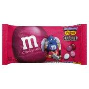 M&M's Chocolate Candies, Peanut, Dark Chocolate, Cupid's Mix