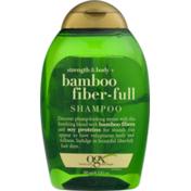OGX Strength & Body + Bamboo Fiber-Full Shampoo
