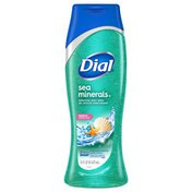 Dial Body Wash, Sea Minerals