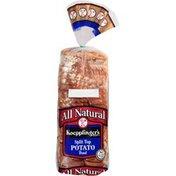 Koepplinger's Recipe Split Top Potato Bread