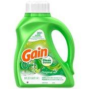 Gain Liquid Detergent