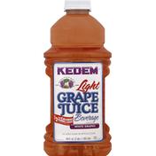 Kedem Juice Beverage, Grape, Light