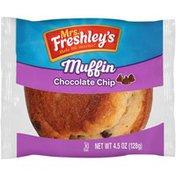 Mrs. Freshley's Chocolate Chip Muffin