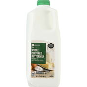 Southeastern Grocers Buttermilk, Whole Cultured
