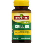 Nature Made Krill Oil 300mg