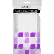 TopCare Cosmetic Wedges, Value Pack