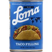 Loma Linda Taco Filling
