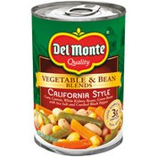 Del Monte Vegetable & Bean Blends, California Style
